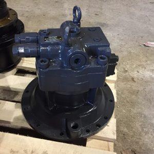 Гидромотор поворота Hitachi Zx330-1