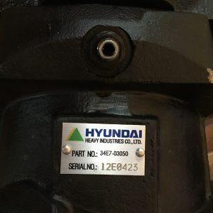 Гидромотор хода Hyundai R480-9
